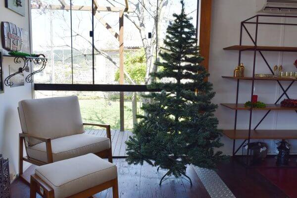 decorar árvore de natal casa da iaza