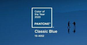 CONHEÇA CLASSIC BLUE: A COR PANTONE 2020