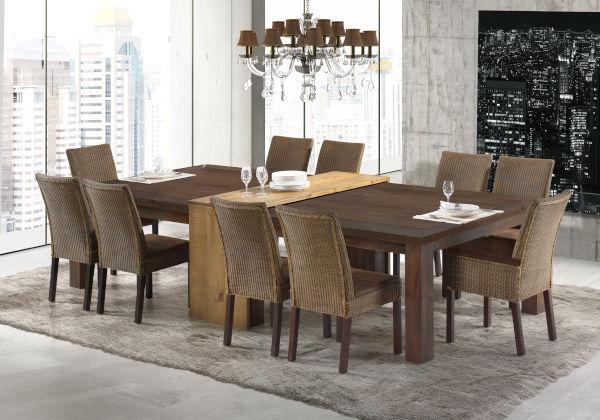 mesa ampla para churrasqueira