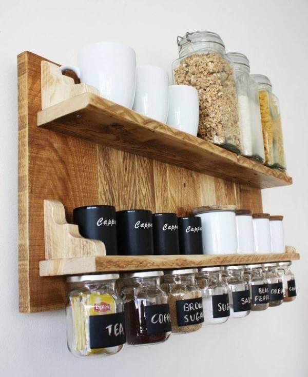 organização para cozinha