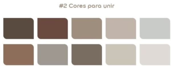 Paleta cores para unir Coral 2021